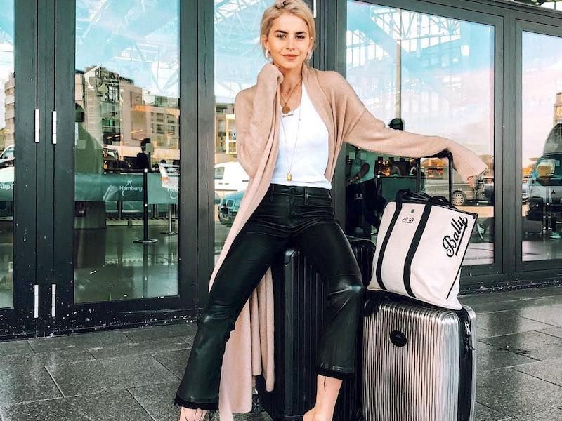 Fashion tips for travelers